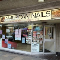 American Nails Nail Salon In City Centre Leicester Leicestershire