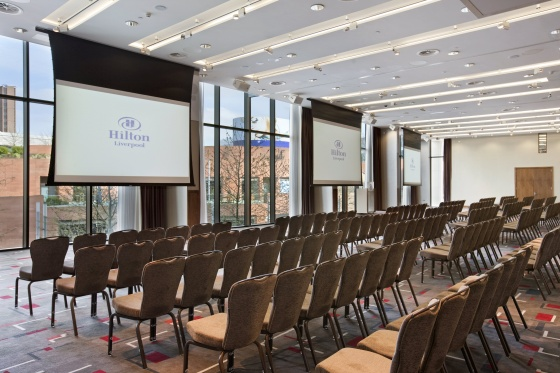 Hilton Liverpool Hotel - Conference Center