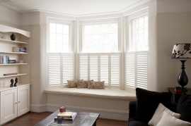 Interior Shutters from Plantation Shutters, London