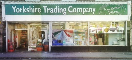 Yorkshire Trading Co, Sleaford