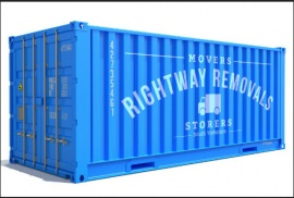 Rightway Removals and Storage, Sheffield