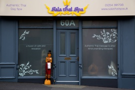 Sala Thai Spa, Bolton